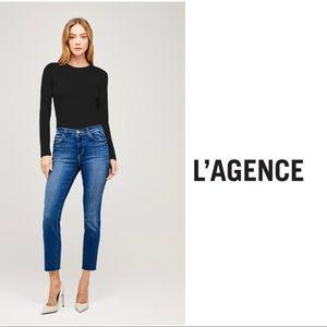 L'AGENCE El Matador High Rise Slim Mince Jeans